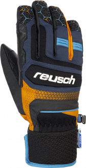 Reusch Stuart R-TEX® XT 4901206 4425 blue orange front